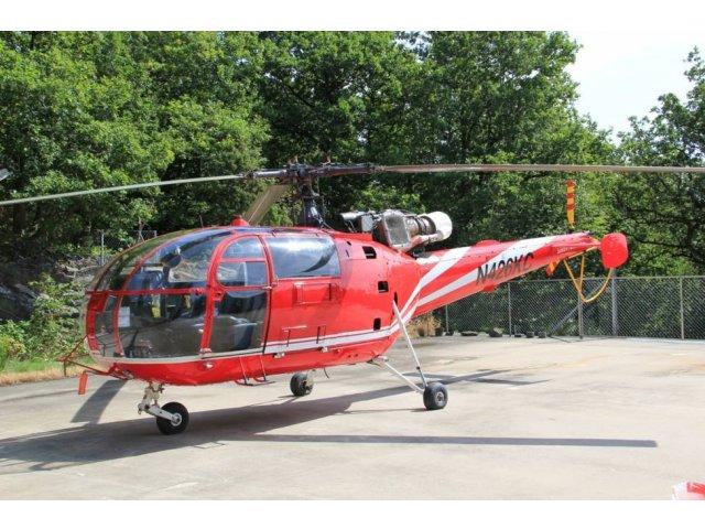 Aerospatiale Alouette 3 SA316B