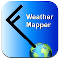 A fantastic app which at a glance all the weather information is available